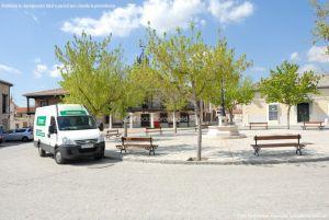 Foto Plaza de la Constitución de Casarrubuelos 9
