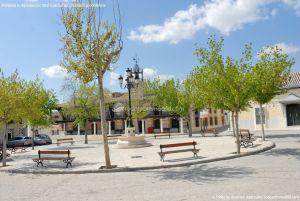 Foto Plaza de la Constitución de Casarrubuelos 10