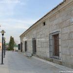 Foto Plaza del Palacio de Chapinería 1
