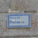 Foto Plaza del Palacio de Chapinería 3