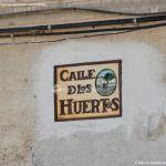 Foto Calle de los Huertos 1