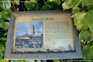 Foto Torre del Reloj en Chinchón 14