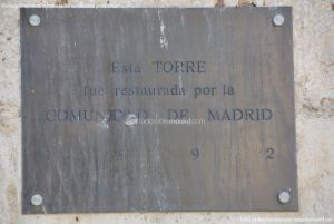 Foto Torre del Reloj en Chinchón 16