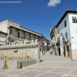 Foto Fuente Plaza Mayor de Chinchón 12