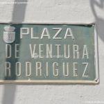 Foto Plaza de Ventura Rodríguez 1