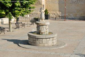 Foto Fuente Plaza de la Villa en Cobeña 1