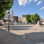 Foto Fuente Plaza de la Villa en Cobeña 3