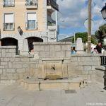Foto Fuente Plaza Mayor de Collado Mediano 1