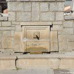 Foto Fuente Plaza Mayor de Collado Mediano 3