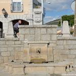 Foto Fuente Plaza Mayor de Collado Mediano 4