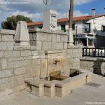 Foto Fuente Plaza Mayor de Collado Mediano 5
