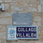 Foto Plaza de la Constitución de Collado Villalba 2