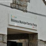 Foto Biblioteca Municipal Sancho Panza 1