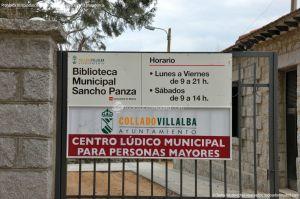 Foto Biblioteca Municipal Sancho Panza 6