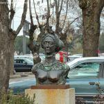 Foto Escultura en Villalba 2
