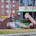 Foto Escultura Plaza de la Estación 1