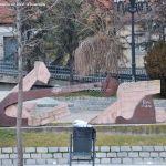 Foto Escultura Plaza de la Estación 13