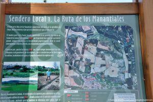 Foto Senderos y rutas locales en Corpa 2