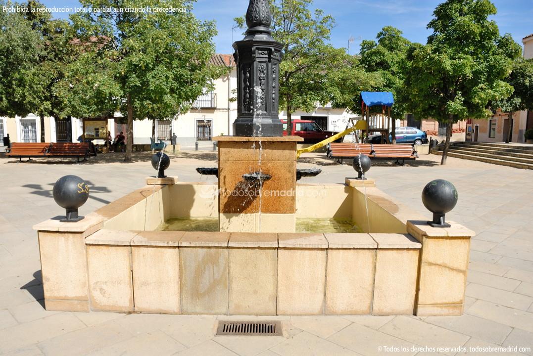 Fuente plaza de la villa en daganzo de arriba daganzo de - Daganzo de arriba ...