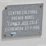 Foto Centro Cultural Camilo José Cela 2