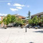 Foto Plaza de la Villa de Fuente el Saz de Jarama 2