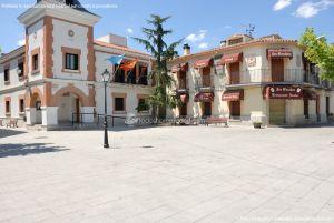 Foto Plaza de la Villa de Fuente el Saz de Jarama 6