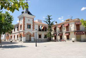Foto Plaza de la Villa de Fuente el Saz de Jarama 7