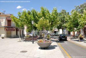 Foto Plaza de la Villa de Fuente el Saz de Jarama 8