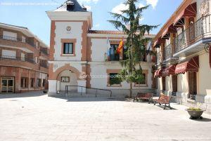 Foto Plaza de la Villa de Fuente el Saz de Jarama 10