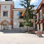 Foto Plaza de la Villa de Fuente el Saz de Jarama 11