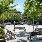Foto Plaza de la Villa de Fuente el Saz de Jarama 14