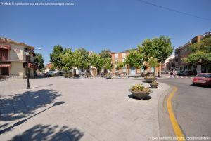 Foto Plaza de la Villa de Fuente el Saz de Jarama 17