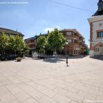 Foto Plaza de la Villa de Fuente el Saz de Jarama 18