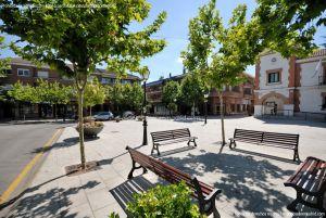 Foto Plaza de la Villa de Fuente el Saz de Jarama 20