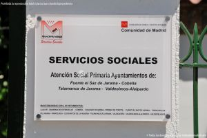 Foto Servicios Sociales de Fuente el Saz de Jarama 1