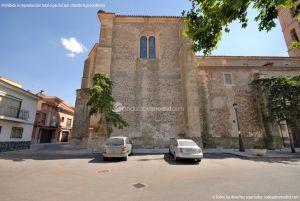 Foto Iglesia de San Pedro Apóstol de Fuente el Saz de Jarama 3