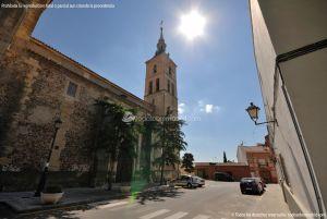 Foto Iglesia de San Pedro Apóstol de Fuente el Saz de Jarama 5