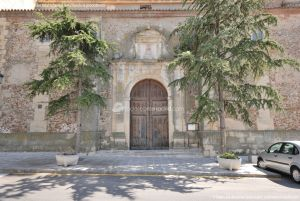 Foto Iglesia de San Pedro Apóstol de Fuente el Saz de Jarama 7