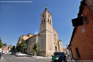 Foto Iglesia de San Pedro Apóstol de Fuente el Saz de Jarama 10