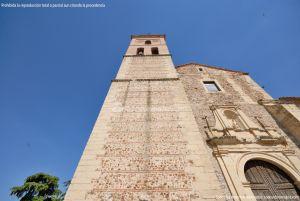 Foto Iglesia de San Pedro Apóstol de Fuente el Saz de Jarama 12
