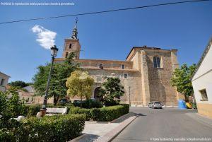 Foto Iglesia de San Pedro Apóstol de Fuente el Saz de Jarama 18