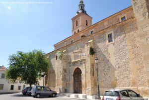 Foto Iglesia de San Pedro Apóstol de Fuente el Saz de Jarama 30