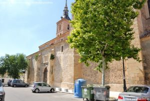 Foto Iglesia de San Pedro Apóstol de Fuente el Saz de Jarama 31