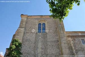 Foto Iglesia de San Pedro Apóstol de Fuente el Saz de Jarama 50