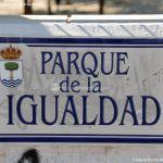 Foto Parque de la Igualdad en Fuente el Saz de Jarama 1