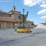 Foto Plaza de la Iglesia de Fuentidueña de Tajo 2
