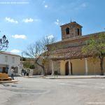 Foto Plaza de la Iglesia de Fuentidueña de Tajo 3