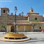 Foto Plaza de la Iglesia de Fuentidueña de Tajo 5