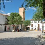 Foto Plaza de la Constitución de Fuentidueña de Tajo 4