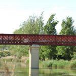 Foto Puente de Hierro de Fuentidueña 1